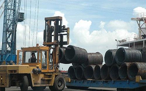 Xuất khẩu sắt thép 9 tháng đầu năm tăng rất mạnh
